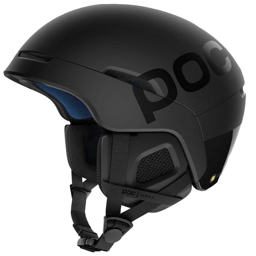 ski Helmets Poc Poc Obex Bc Spin Black T03964// Helmets Unisex Black