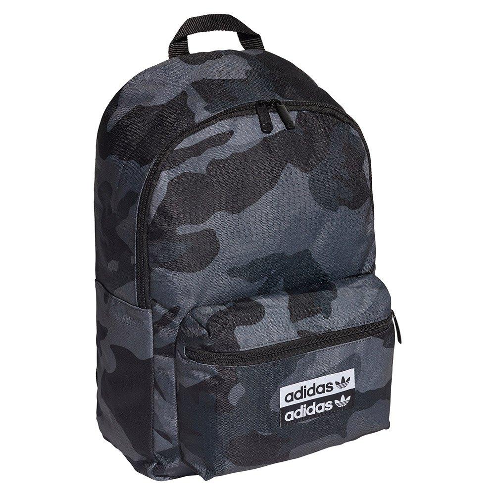 Adidas Originals Vocal Camo Classic 21.8l Black|Grey T32862// Backpacks Unisex