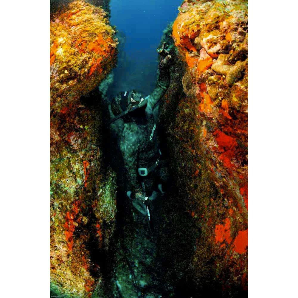 Cressi Scorfano Ultraspan Seal Pants 5 Mm Man Multicolored Wet suits Cressi