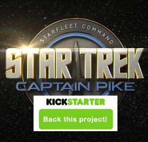 Trek TV Episode 119 - Star Trek: Captain Pike