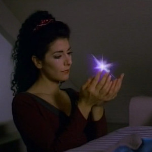 Trek TV Episode 120 - Star Trek: The Next Generation - S02E01 - The Child