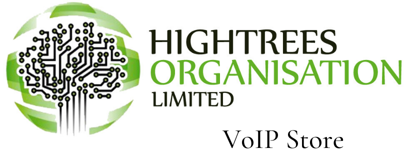 Hightrees VoIP Store Logo