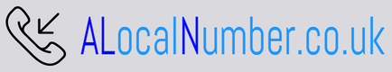 A Local Number Logo