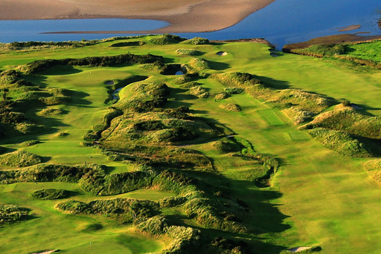 Waterville Golf Links Golf Holidays & Golf Resort, Great ...