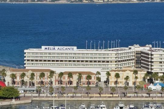 Melia Alicante Golf Holidays Amp Golf Resort Great Deals