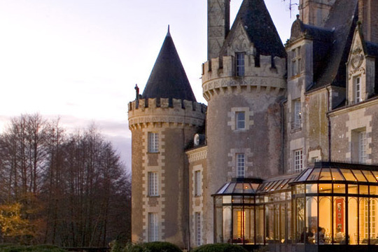 Golf Hotel Chateau Des Sept Tours Golf Holidays  U0026 Golf