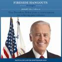 Watch vice president Joe Biden google+ hangout live now [video]! [updated]