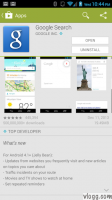 Google Search Android App 3.1.24.941712 released with Traffic Incidents, Voice Actions, Package Cards features!