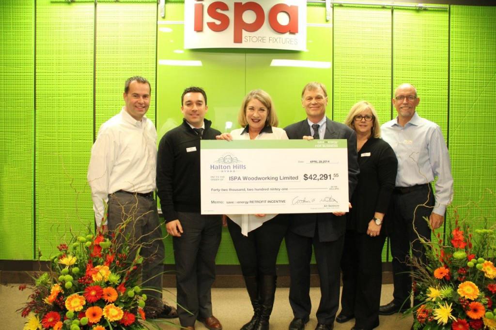 ISPA Cheque