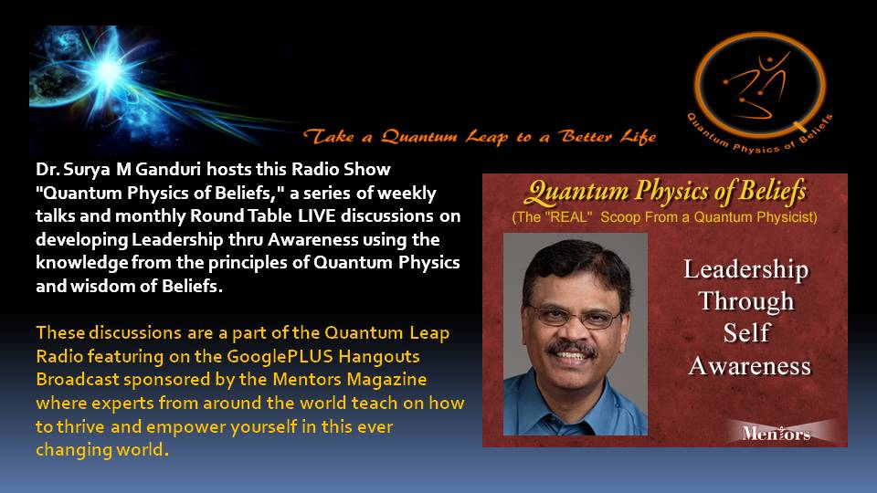 Quantum Leap Radio - Every Saturday of Each Month @ 8.00pm CDT