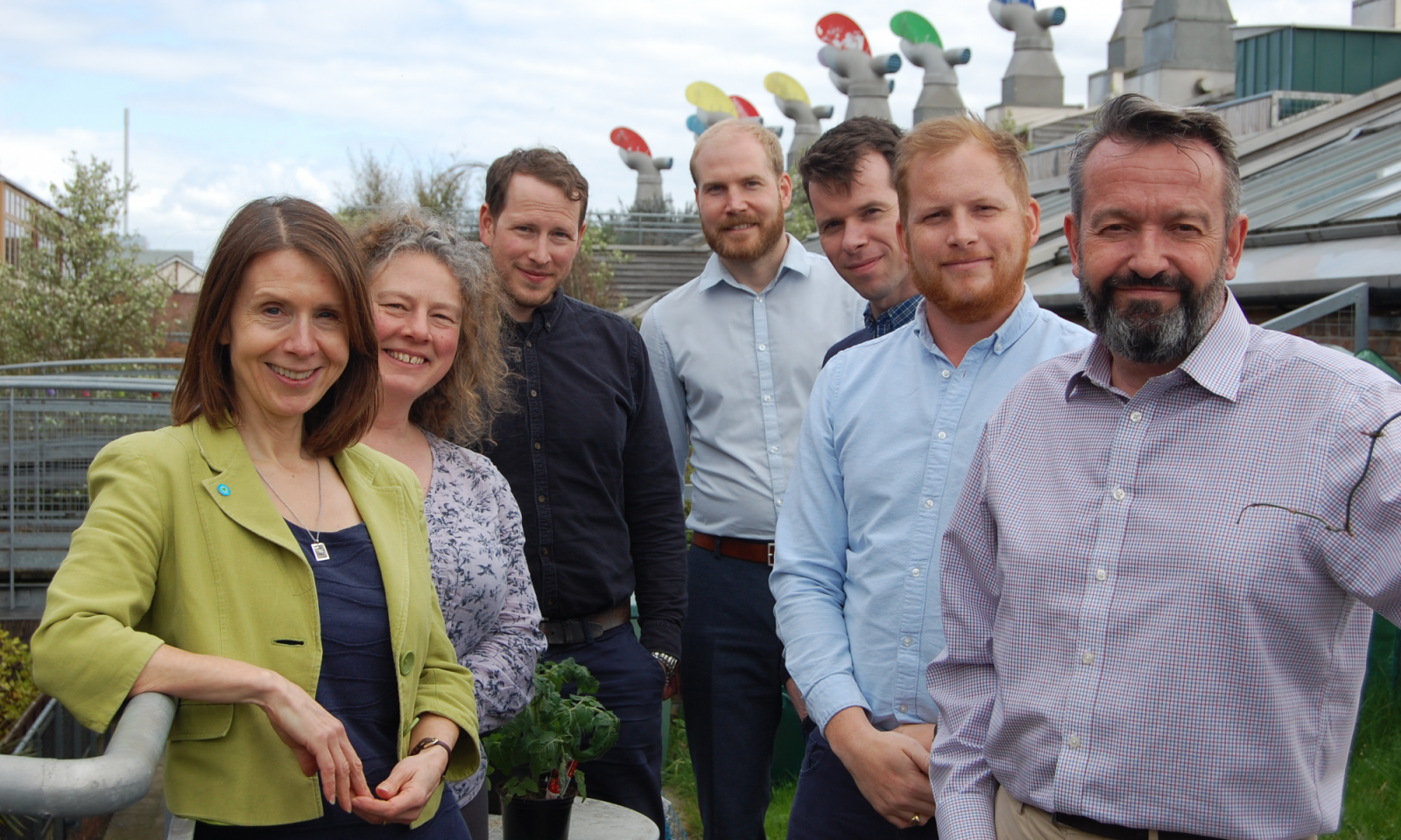 Bioregional Homes Team