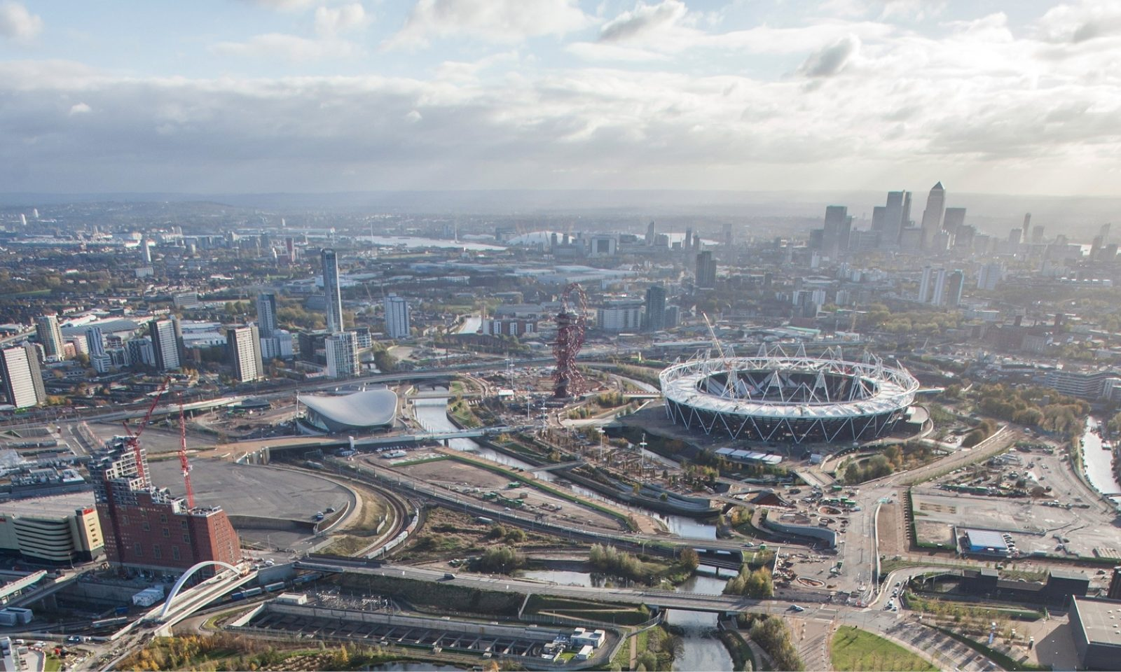 London 2012 Olympics sustainability strategy_credit: LLDC