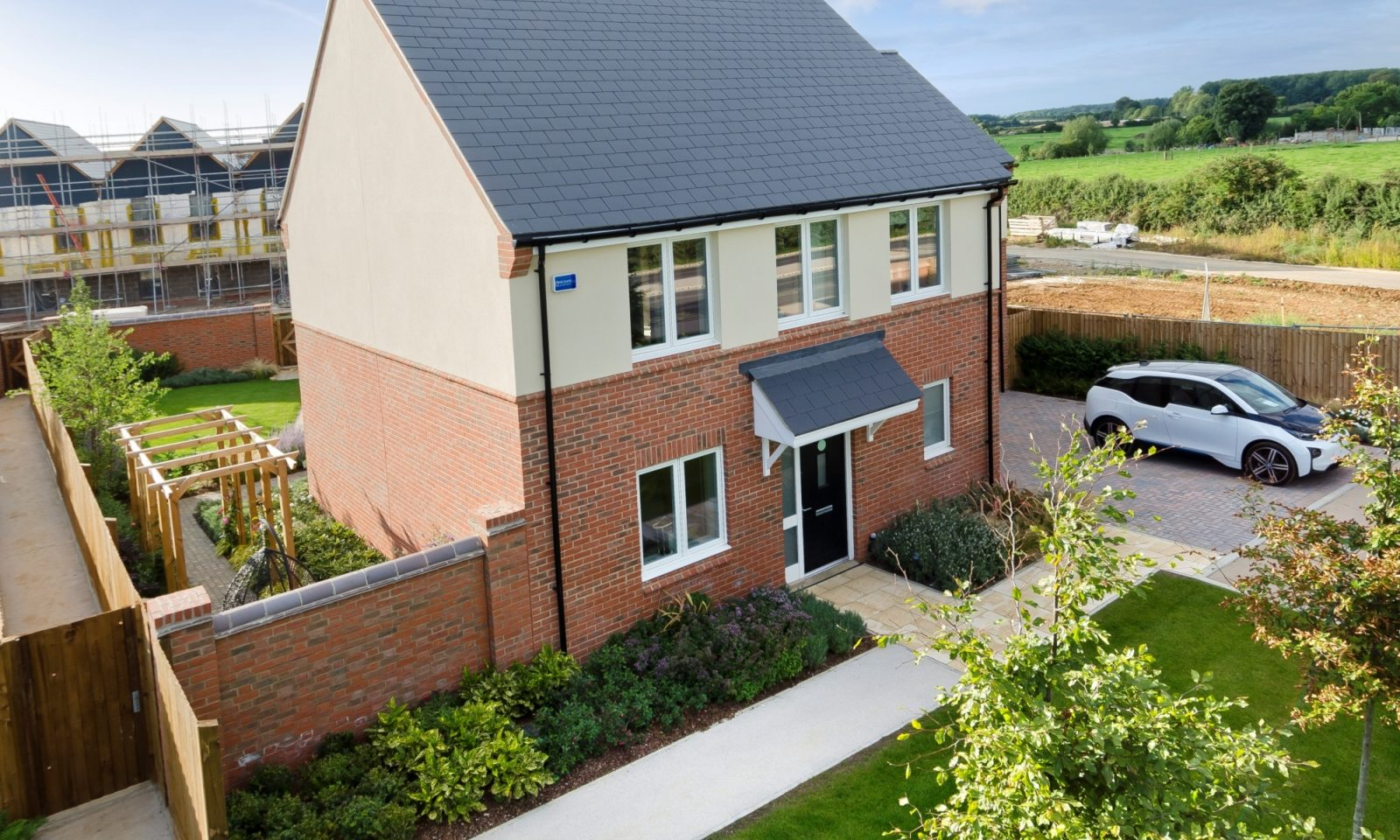 Elmsbrook NW Bicester home credit: A2Dominion
