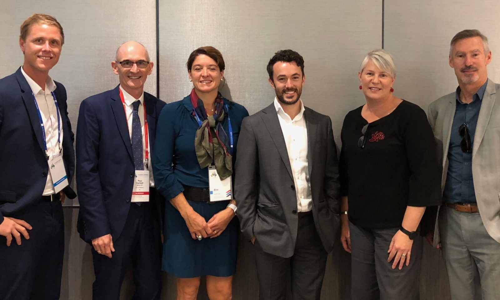 Sustainability leaders at Perth's National Planning congress