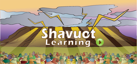 Shavuot interactions