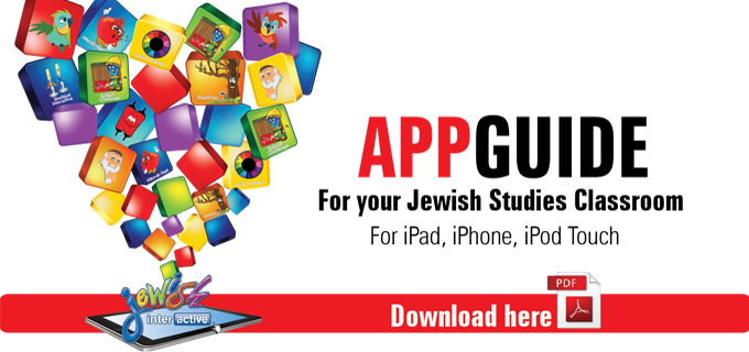 Jewish App Guide compiled by Jewish Interactive