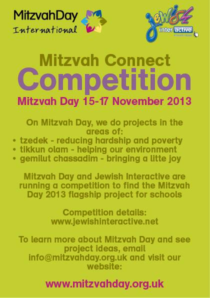 Mitzvah Connect Competition
