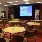 Digital Technology Conference 004 - the room is ready
