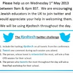 Digital Technology Conference 048 - Our Twitter challenge