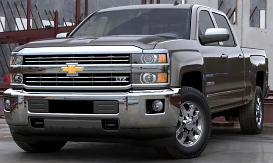 Chevy 2015 Ltz 2500 Silverado Car Interior Design