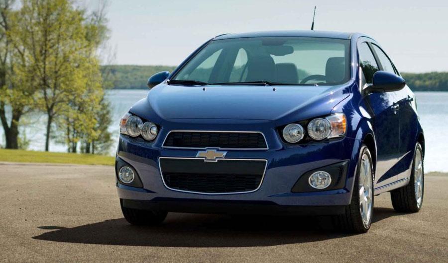 Used 2014 Chevrolet Sonic In Burlington Nj