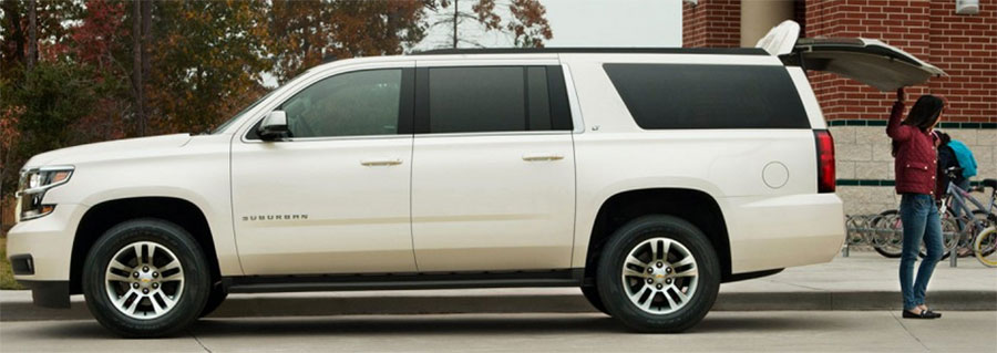 2015 Chevrolet Suburban Review  Cantin Chevrolet  Laconia NH