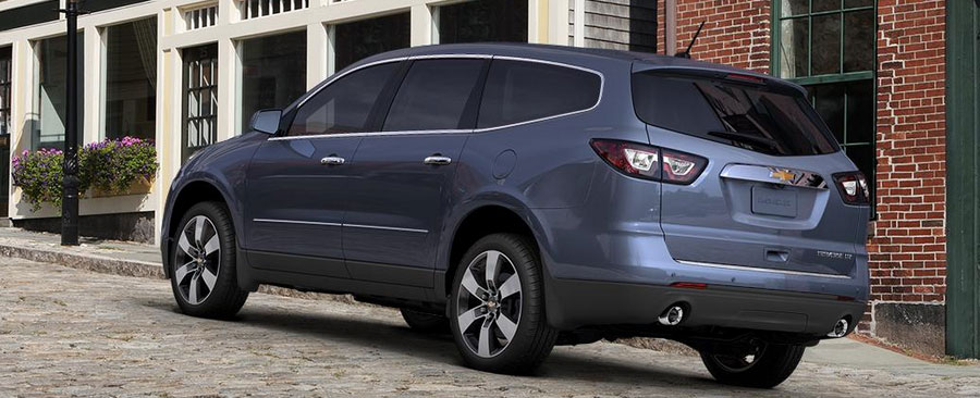 2015 chevrolet traverse in thomasville al. Black Bedroom Furniture Sets. Home Design Ideas