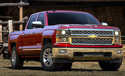 ford vs. chevy trucks essay