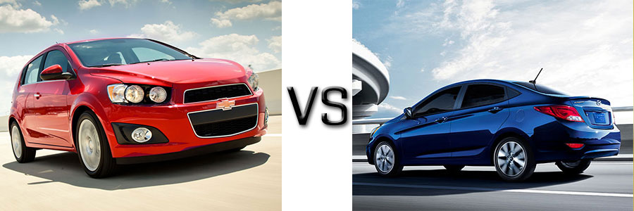 Compare new chevy models chevrolet sales near belmont nh for Chevy sonic vs honda fit