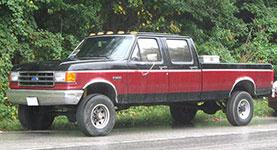 8th Gen Chevrolet F 150