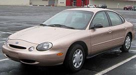 Used Ford Taurus >> Used Ford Taurus