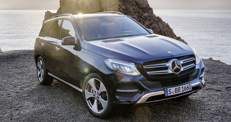 2016 mercedes benz gle class suv for How much is a mercedes benz suv