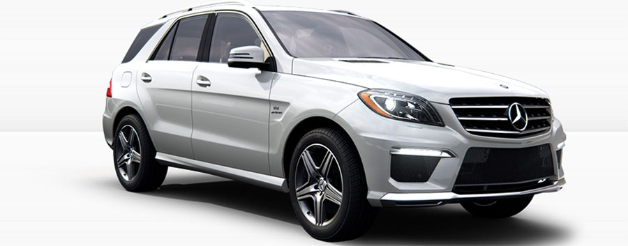 Used 2014 Mercedes M Class ML 63 AMG®