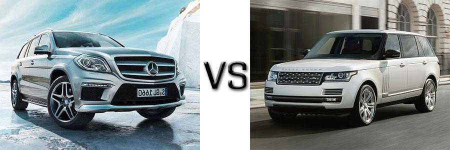 2015 GL-Cl vs Land Rover Range Rover