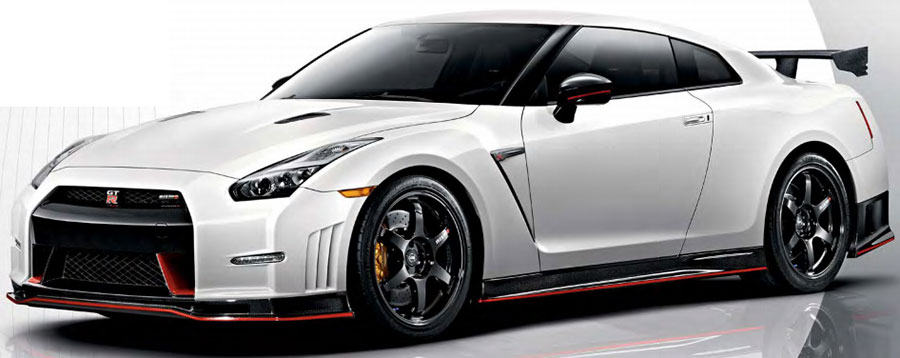 Used 2015 Nissan GT-R