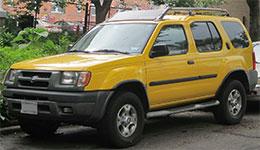 Used Nissan Xterra >> Used Nissan Xterra