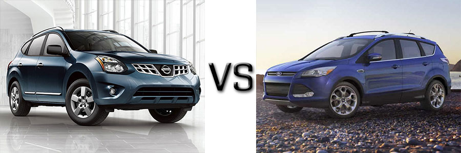 Rogue Vs Ford Escape