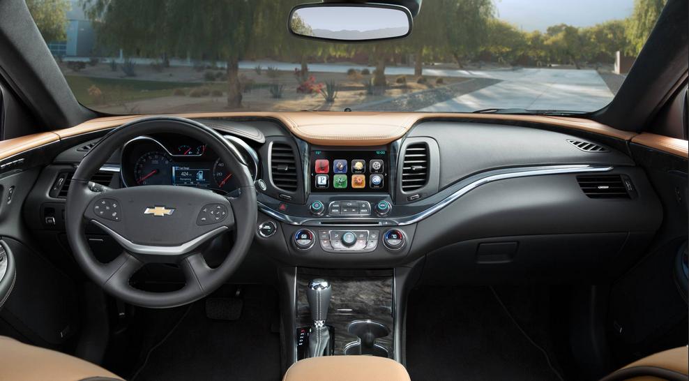 2014 Impala vs Chrysler 300 in Burlington NJ