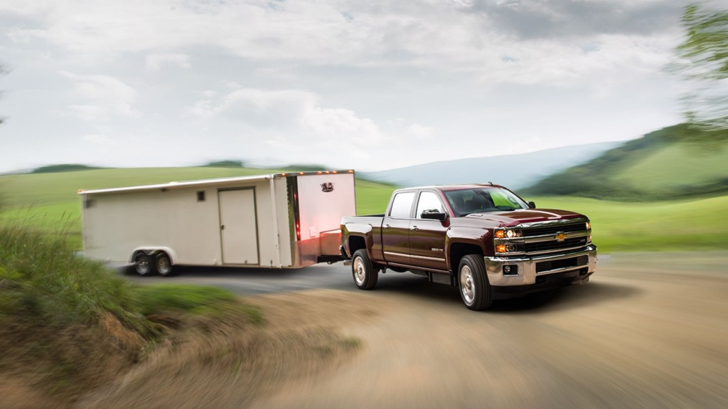 2006 chevrolet silverado towing capacity