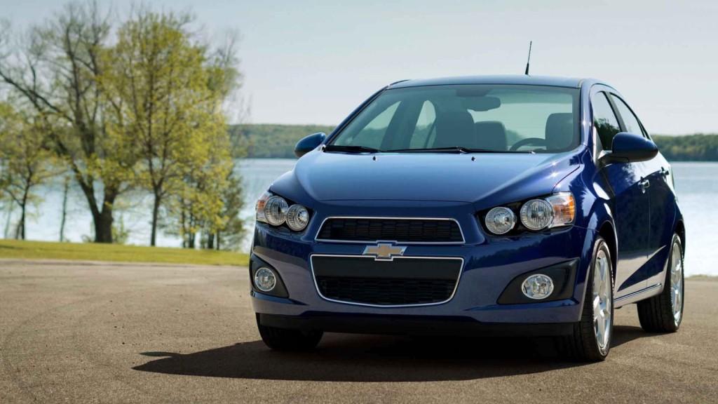 2014 Sonic Vs Ford Fiesta In Burlington, NJ