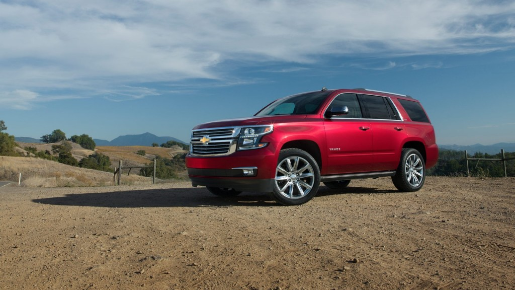 2015 Chevrolet Tahoe Update
