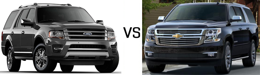 a comparison of the ford expedition or chevy tahoe See how the 2018 ford expedition stacks up against the 2018 chevrolet tahoe with a side-by-side comparison of price, features and specs compare large suv performance, mileage, fuel-efficiency, warranty and more in undefined.