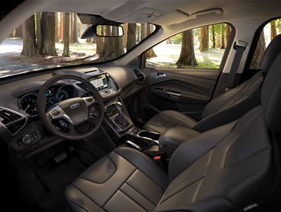 2014 Ford Expedition Interior