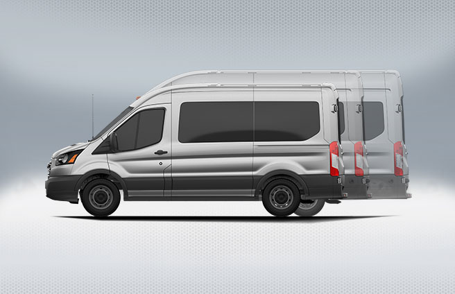 2015 Ford Transit Wheelbase Options