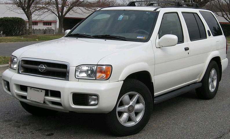 2nd-Gen-Nissan-Pathfinder