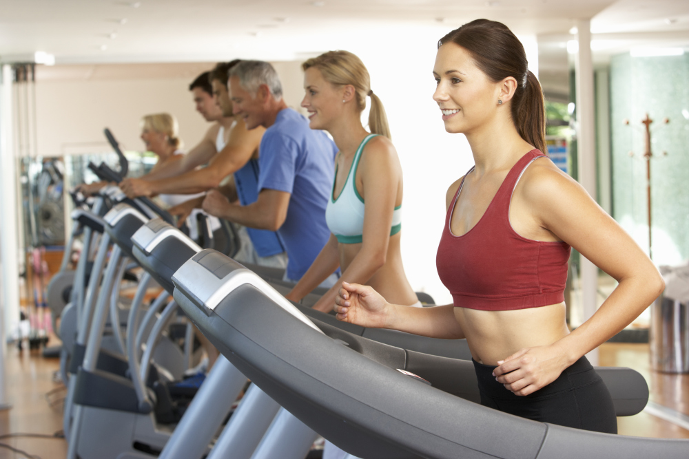 Germs At The Gym (And How To Protect Yourself)