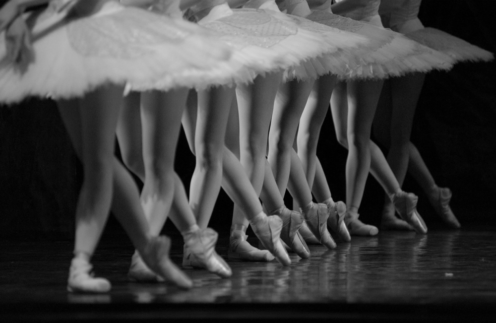 Balanchine Ballet and a Day in the City