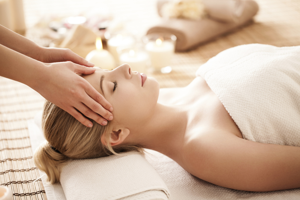 Organic Facial Massage at A Pure Lifestyle