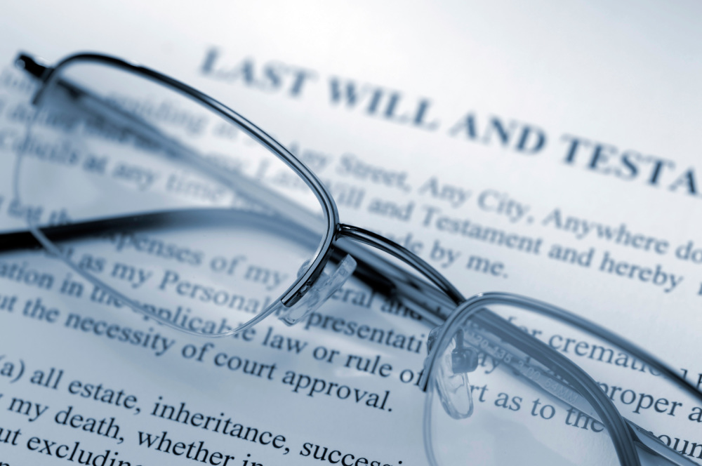 Last Will and Testament; Probate Court