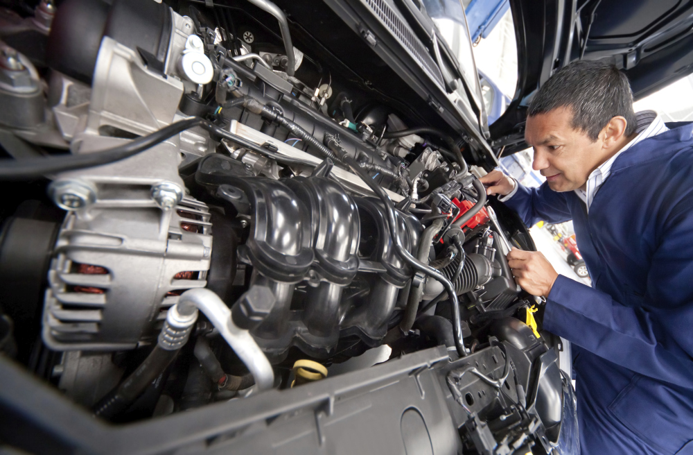 Automotive Maintenance and Repair
